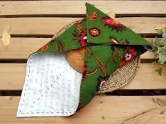 Yeşil Horoz İbiği Bohça Ekmeklik Beg_1432