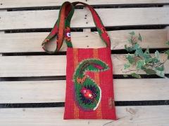 Be. 1942 Tasarımı Kırmızı Çanta Beg_1462